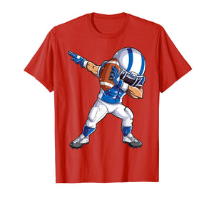Dabbing Football T shirt Kids Boys Men Dab Dance Funny Gifts