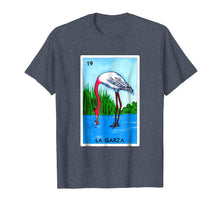 Load image into Gallery viewer, Loteria Shirts - La Garza T Shirt Classic Version