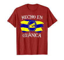 Load image into Gallery viewer, Camisas de Puerto Rico Hecho En Guanica City T-Shirt