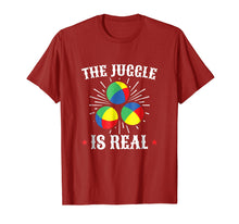 Load image into Gallery viewer, Juggling Balls Beanbags Juggler Gift T Shirt