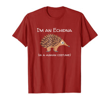 Load image into Gallery viewer, Echidna Costume Echidnas Human Costume Shirt