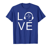 Load image into Gallery viewer, Love 911 Police Chat Operator Dispatcher Gift Idea T-Shirt