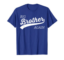 Load image into Gallery viewer, Big Brother Again Shirt for Boys with Arrow and Heart