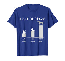 Load image into Gallery viewer, Appaloosa Horse Shirt, Level Of Crazy Horse T-Shirt