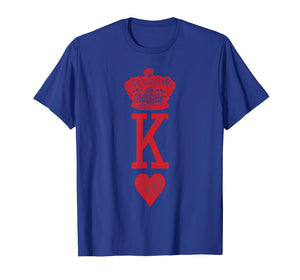 King of Hearts Crown T-Shirt