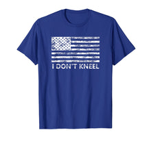 Load image into Gallery viewer, I Don't Kneel T-Shirt Adult & Kid's Sizes