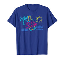 Load image into Gallery viewer, Beach Vacation T-Shirt It's 5 O'Clock Somewhere