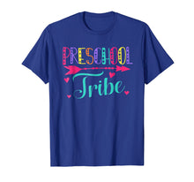 Load image into Gallery viewer, Back to School Team Preschool Teacher Tribe School shirt