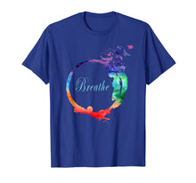 Load image into Gallery viewer, Breathe Shirt Cool Heavenly Breath Nature Yoga Tee Gift