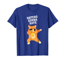 Load image into Gallery viewer, Dabbing Cat - Haters Gonna Hate -T-shirt