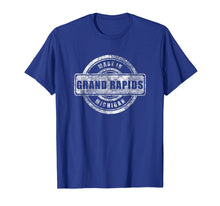 Load image into Gallery viewer, Made in Grand Rapids Michigan Shirt