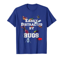 Load image into Gallery viewer, Bugs and Insect Shirt for Anyone who Loves Bugs and Beetles