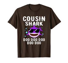 Load image into Gallery viewer, COUSIN Shark Doo Doo T-shirt Funny Gifts for Men Women
