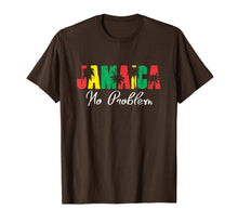 Load image into Gallery viewer, Jamaica No Problem! Jamaican Vacation T-Shirt