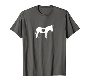 I'm An Asshole Jackass Donkey T-Shirt Funny Men's Humor