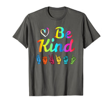 Load image into Gallery viewer, Be Kind Love ASL Sign Language Nonverbal Teacher Student