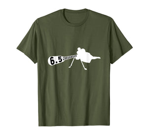 6.5 Creedmoor prone LRP shooting 2A t shirt