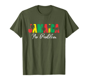 Jamaica No Problem! Jamaican Vacation T-Shirt