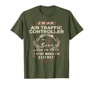 Best Halloween Gift Air Traffic Control Airport ATC T-Shirts