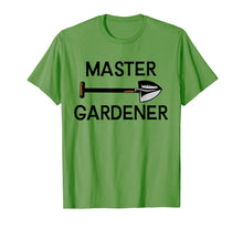 Load image into Gallery viewer, Master Gardener Shirt Spring Farming and Gardening Tee
