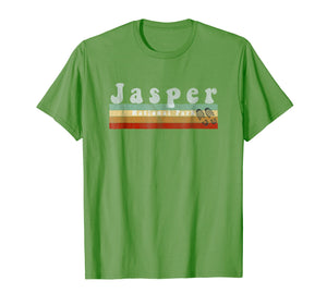 Retro Vintage Jasper Shirt National Park Tee Shirt