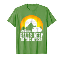 Load image into Gallery viewer, Balls Deep in this Hitch Funny Shirt
