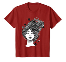 Load image into Gallery viewer, Black History Month Celebration Black Is Beautiful T-Shirt
