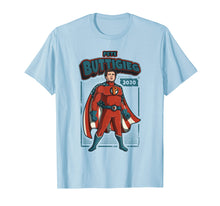 Load image into Gallery viewer, Buttigieg Superhero 2020 Election T-Shirt