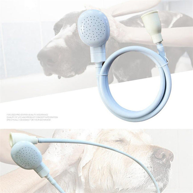 1 Set Faucet Shower Head Spray Drains Strainer Pet