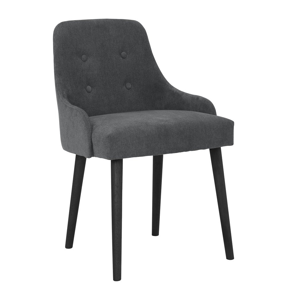Dining Chair - Paloma & Black