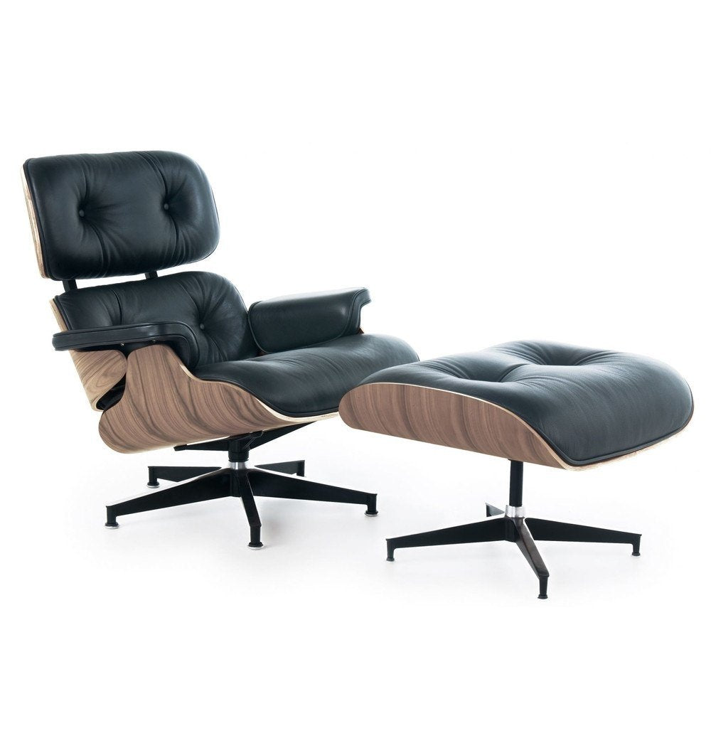 Relaxing Lounge Chair + Ottoman