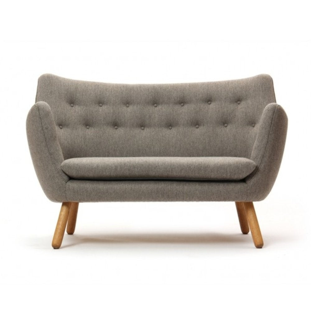 Customizable 2-Seater Sofa
