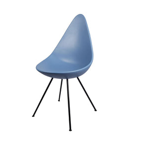 Modern Drop Chair - Blue
