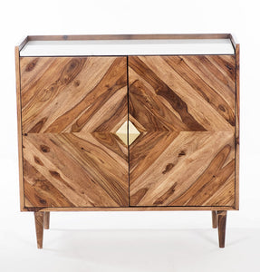 Artisan Crafted Acacia Sideboard