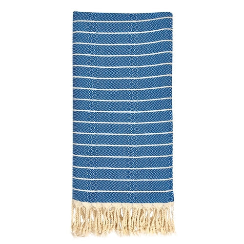 Geo Stripe Turkish Towel