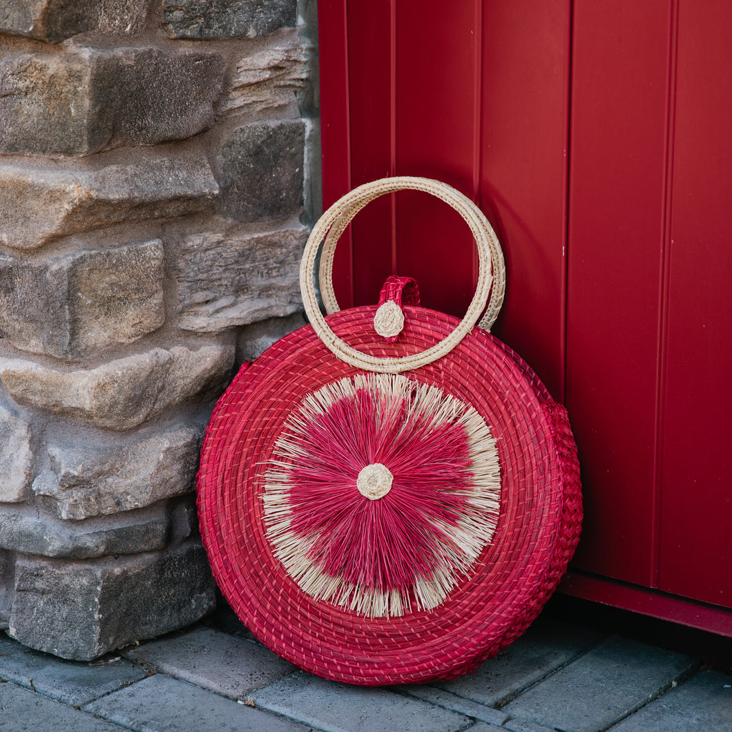 The Rita Bag - Red