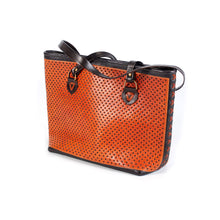 Load image into Gallery viewer, Cusco Tote - Winter Orange