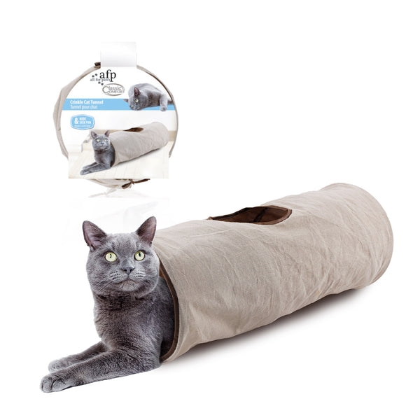 Crinkle Cat Tunnel Tube (Classic Comfort)