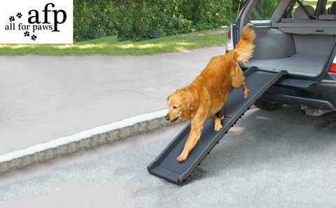 Pet Ramp Lightweight - Durable Pet Ramp Supports Over 200 lb