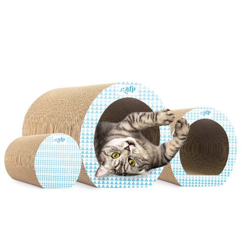 3 in 1 Cat Cave Cardboard Scratchers