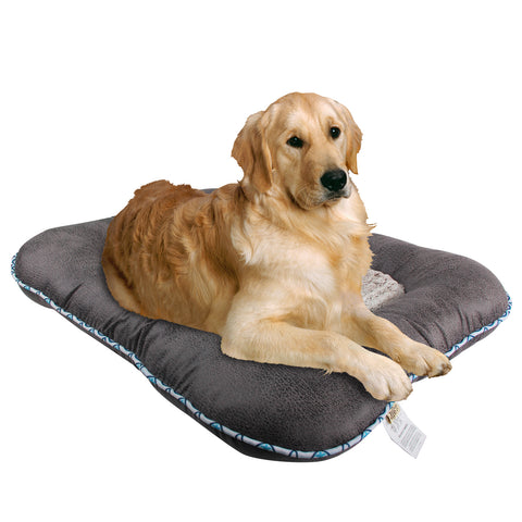 All for Paws Extra Large Dog Bed Mats for Large Dogs, Super Cozy Water Resistant Durable Padding Dog Crate Mat