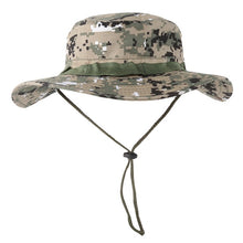 Load image into Gallery viewer, Summer Shade Outdoor Sport Hats Camouflage Hat Tactical Military Army Camo Hunting Cap