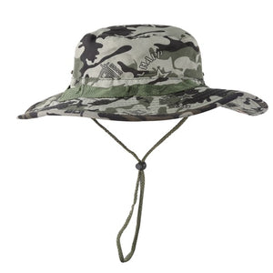 Summer Shade Outdoor Sport Hats Camouflage Hat Tactical Military Army Camo Hunting Cap