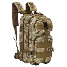 Load image into Gallery viewer, Nylon Tactical Backpack Waterproof Army Rucksack