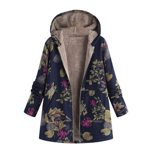 Women Coat Parka Plus Size 2019 New Fashion Winter Warm Coat Lady Long Sleeve