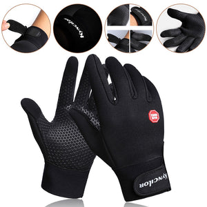 Men Women Tactical Glove Non-Slip Winter Outdoor WindProof protection gloves