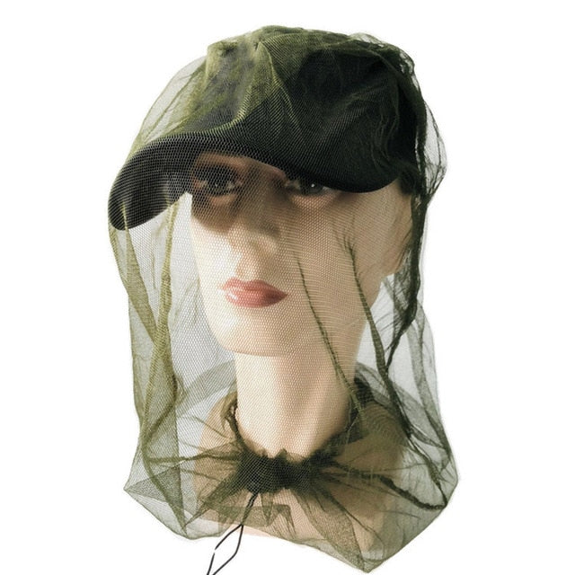 Outdoor Survival Anti Mosquito Bug Bee Insect Mesh