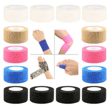 Load image into Gallery viewer, 2.5cmX5m Self-Adhesive Elastic Bandage