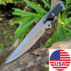 Sharp Self-defense Saber Tactical Straight Knife Fishing Knives