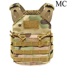 Load image into Gallery viewer, Tactical Premium Military Mini Miniature Hunting Vests Beverage Cooler Adjustable Shoulder Straps